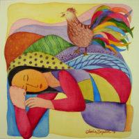 Olivia Zapata | painting