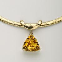 William F. Booze | necklace