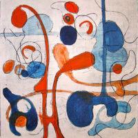 Joan Mamelok | abstract painting